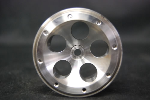 SUS 5 Hole Wheel